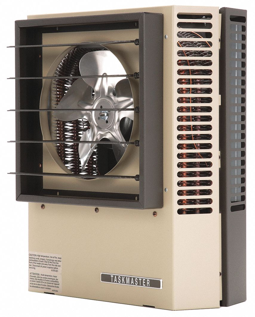 Home Depot Special Order Catalog: MARKEL PRODUCTS Electric Unit Heater, Wall Or Ceiling, 208