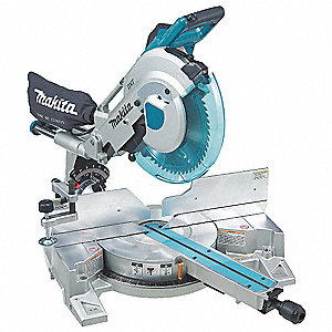 Dual-Slide Compound Miter Saw,12A,58 lb.