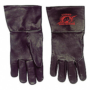 Welding Gloves,TIG,L,11 In. L,PR