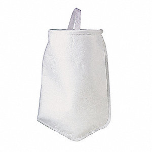 Mesh Filter Bag, Nylon Monofilament Material, 125 gpm Max. Flow, 150 Microns