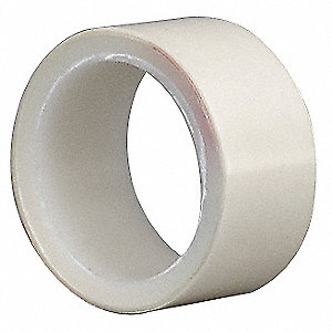 "Clear Polyethylene UHMW Film Tape, 6"" Width, 5 yd. Length, 5 mil Thickness"
