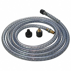 Premium Pump Quick Connect, Kit, 10 ft.