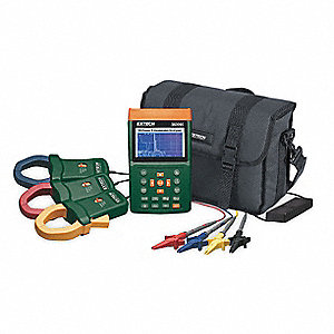 Power & Harmonics Analyzer,9.99MW,1000A