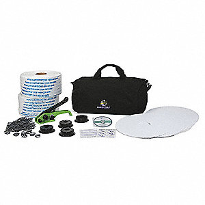 Strapping Kit,Polyester,1640 ft. L