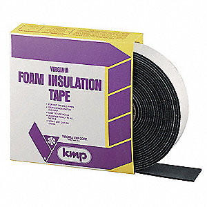 Insulation Tape,2In.x30 ft.,1/8 In.