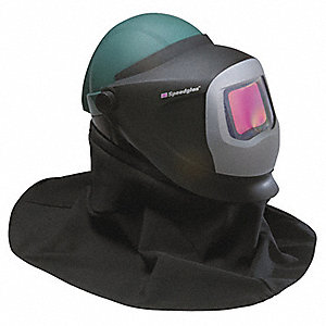 Helmet with Welding Shield,Standard