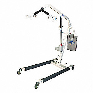 Electric Patient Lift, 600 lb. Weight Capacity