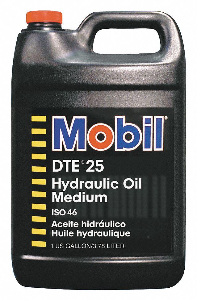 Mobil Mineral Hydraulic Oil 1 Gal Jug Iso Viscosity