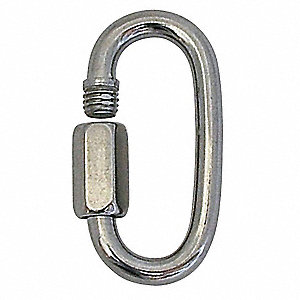 Connector,Steel Wire,Cap 3500 lb