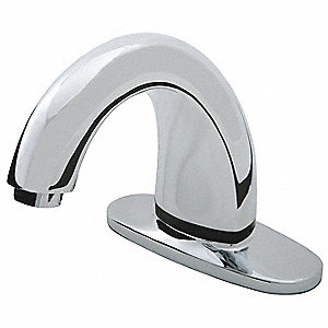 Faucet,Sensor,3/8 In. Compresion,1.5 gpm