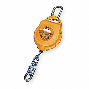 Self-Retracting Lifeline