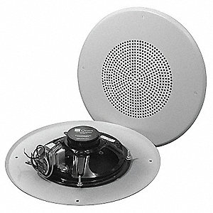 ROUND BAFFLE 5OZ SPEAKER ASSEMBLY