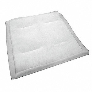 20x20x1, Paint Collector Filter Pad, Package Quantity 24