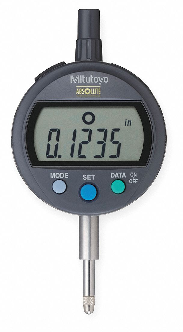 Digital Indicator Parts : Mitutoyo electronic digital indicator quot