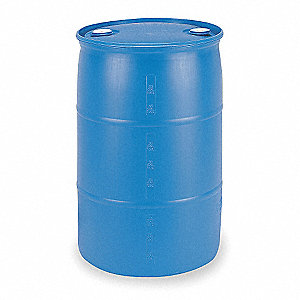 Transport Drum,Closed Head,55 gal.,Blue