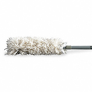 "35-1/4"" to 52-1/8"" Cotton Extendable Duster, 1 EA"