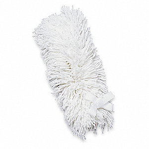 Duster Head,White,Cotton
