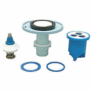 Toilet Rebuild Kit, For Use With Flush Valves