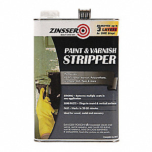 Paint Remover and Stripper,1 qt.