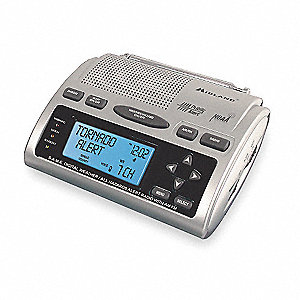 Table Top Weather Radio