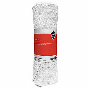 All-Purpose Terry Towels,Cotton,PK12