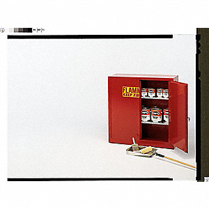 Paint and Ink Safety Cabinet, Standard