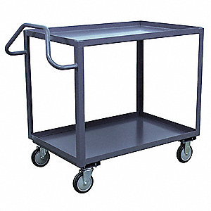 Welded Ergonomic Utility Cart