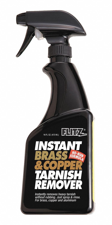 Flitz Premium Polishing Products Tarnish Remover 16 Oz