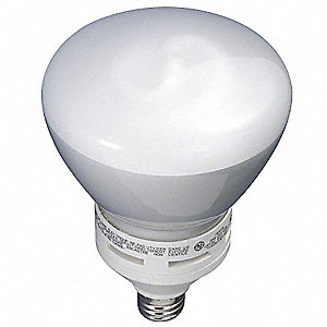 Screw-In CFL,Dimmable,2700K,6000 hr.