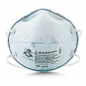 Disposable Respirator,R95,AG,PK20