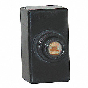 Photocontrol, 208 to 277VAC Voltage, 4620 Max. Wattage, Flush/Box Mounting