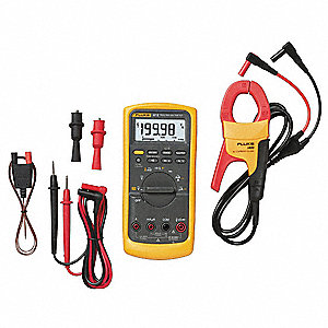 Digital Multimeter Kit, Full Size Multimeter Style, 1000 Max. AC Volts, 1000
