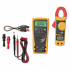 Digital Multimeter, 1000 Max. AC Volts, 1000