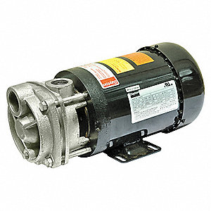 Turbine Pump, 2 HP, 3 Ph, 5.8/2.9 Amp