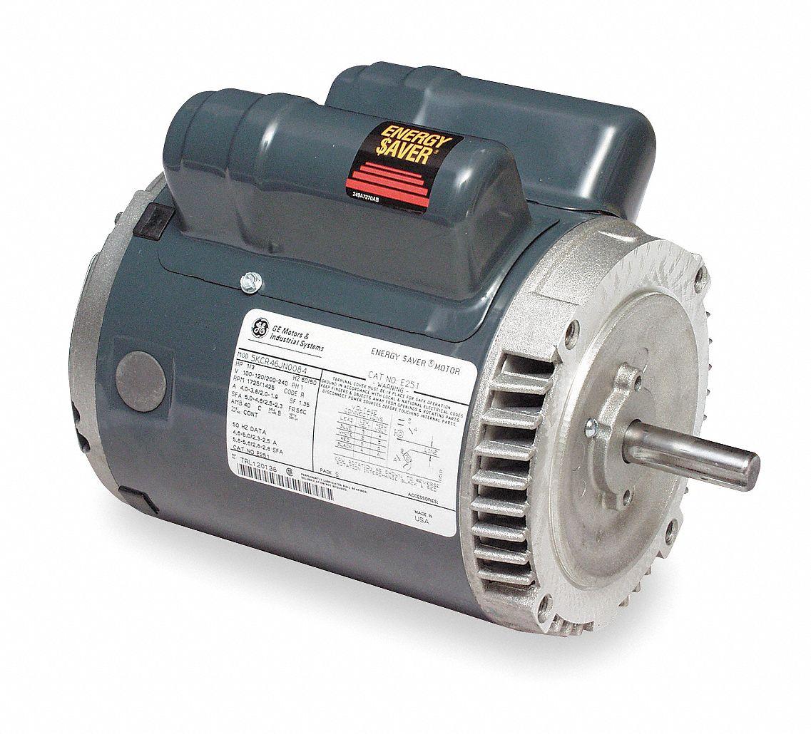 Marathon motors motor cap st 2 hp 3450 115 230v 56c odp for Marathon electric motor replacement parts