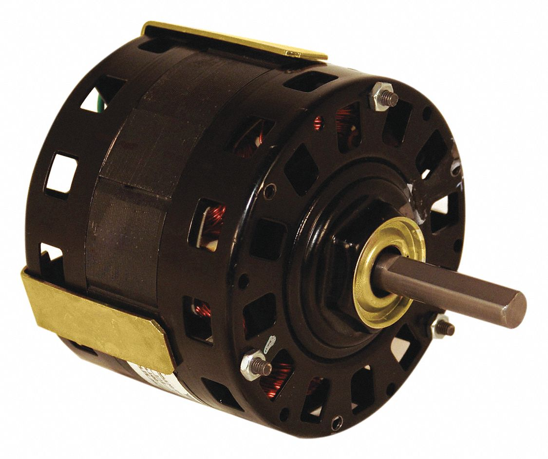 Century 1 6 hp direct drive motor shaded pole 1000 for Furnace brook motors inventory