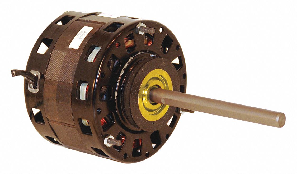 Century 1 5 hp direct drive blower motor shaded pole for Furnace brook motors inventory