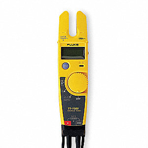 Split Jaw Clamp Meter,LCD,100A