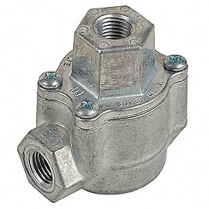 Valve,Exhaust,3/8 In