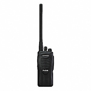 VHF Business Two-way radio, Number of Channels 4