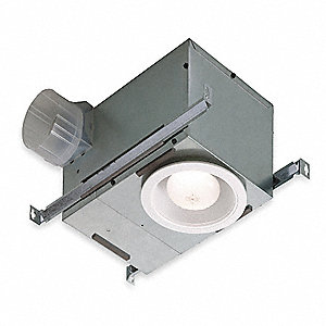 Recessed Fan,70 CFM,1.2A