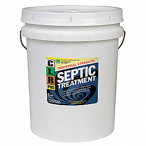 Septic Tank Treatment, 5 gal. Pail, 1 EA