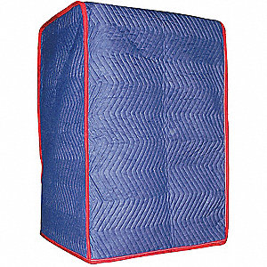 Appliance Cover,28 In. L x 38 In. W,Blue