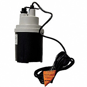 Waste Pump,110V/60 Hz
