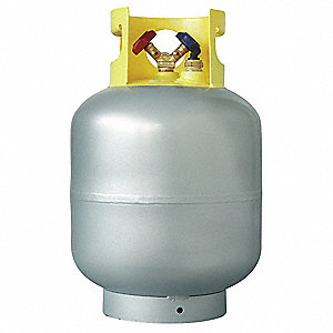 Refrigerant Recovery Cylinder,50 Lbs