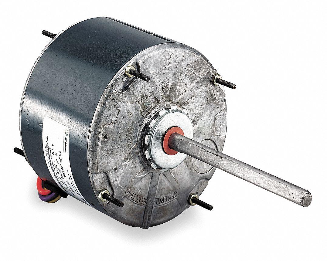 genteq 1 4 hp condenser fan motor permanent split. Black Bedroom Furniture Sets. Home Design Ideas