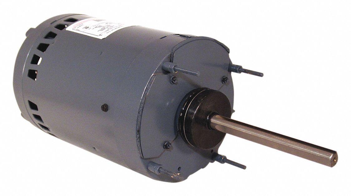 Century 1 hp condenser fan motor permanent split capacitor for Ao smith motor catalog