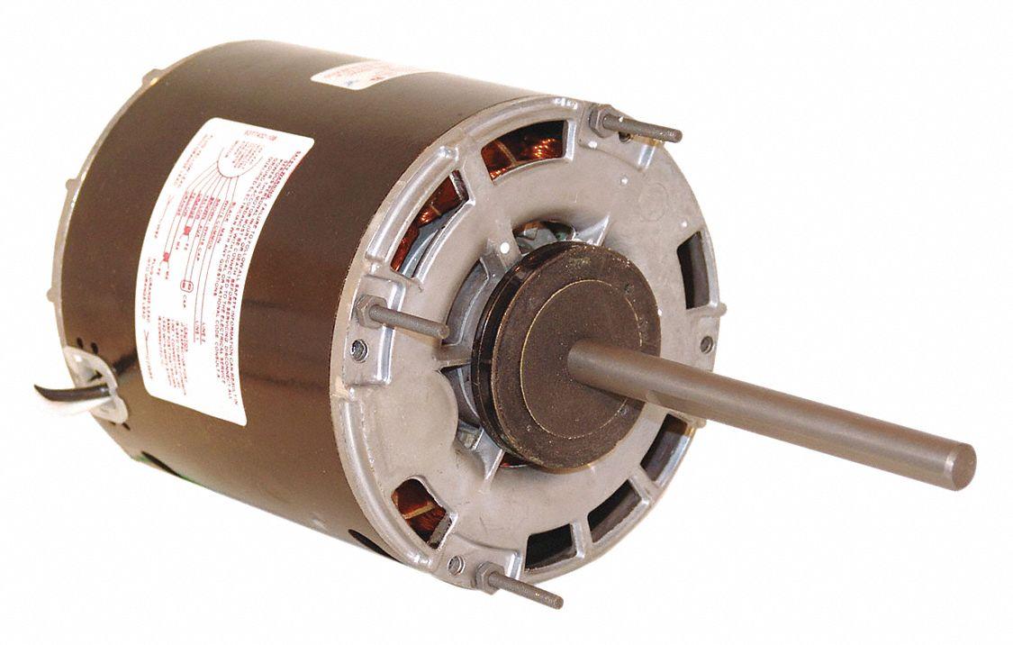 Century 1 8 hp direct drive blower motor permanent split for Ao smith motor catalog
