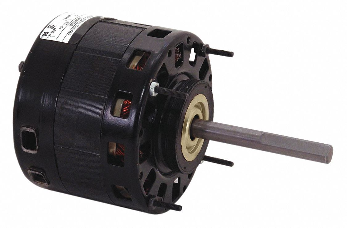 Century motor psc 1 3 hp 1075 rpm 115v 42y oao 4mb26 for Electric motor sleeve bearing lubrication