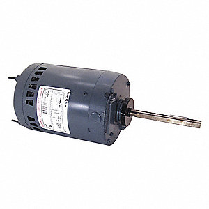 1-1/2 HP Condenser Fan Motor,3-Phase,1140 Nameplate RPM,200-230/460 Voltage,Frame 56Y